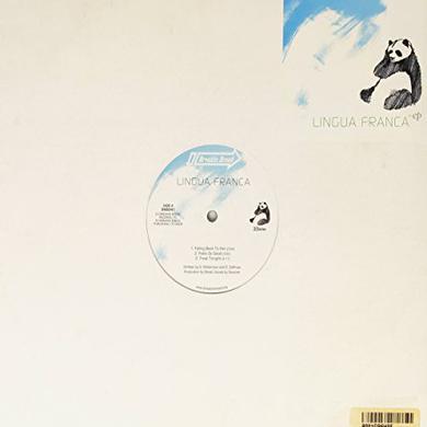 Lingua Franca EP Vinyl Record