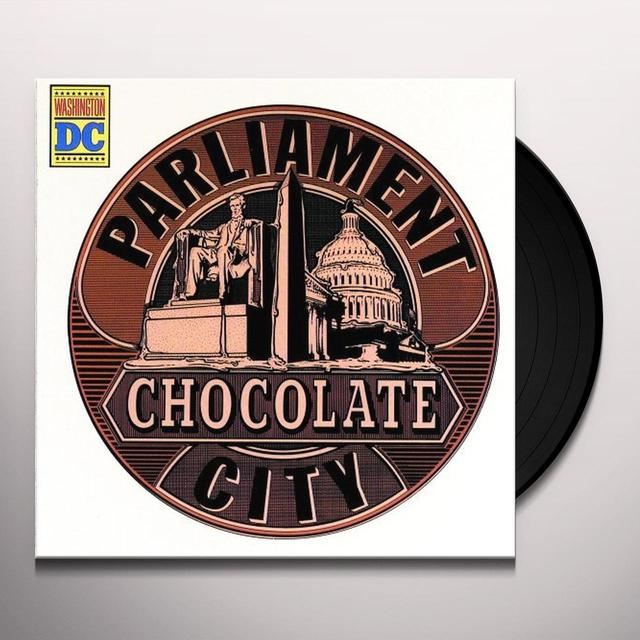 Parliament CHOCOLATE CITY (HOL) (Vinyl)