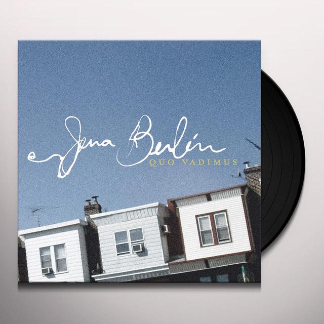 Jena Berlin QUO VADIMUS Vinyl Record