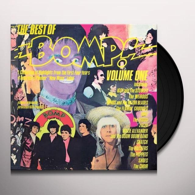 BEST OF BOMP! (GER) (Vinyl)