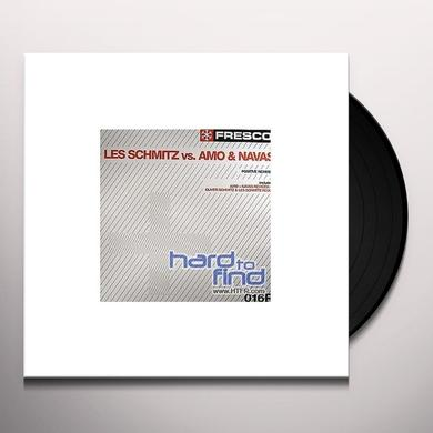 Les Vs Amo Schmitz POSITIVE REMIXES Vinyl Record