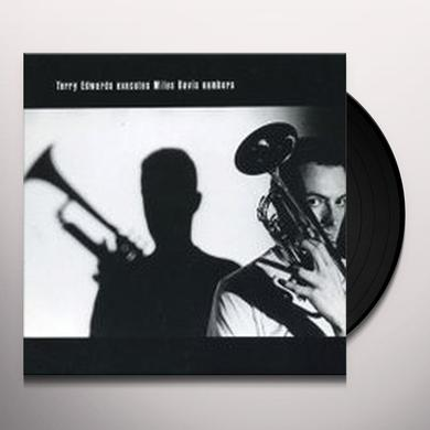 Terry Edwards EXECUTES MILES Vinyl Record - UK Import