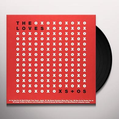 Loves SHE'LL BREAK YOUR HEARTAGAIN Vinyl Record - UK Import