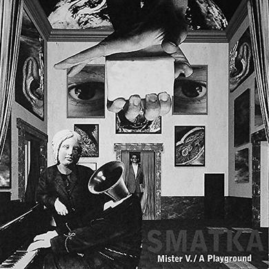 Smatka MISTER V./A PLAYGROUND Vinyl Record