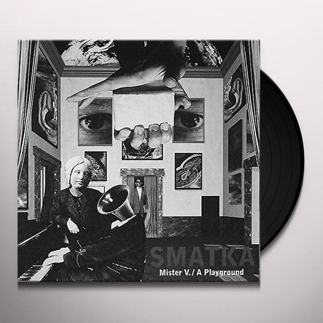 Smatka MISTER V./A PLAYGROUND Vinyl Record - UK Import