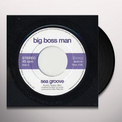 Big Boss Man SEA GROOVE Vinyl Record - UK Import