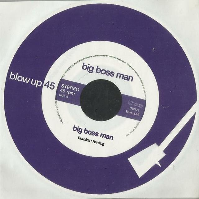 BIG BOSS MAN Vinyl Record