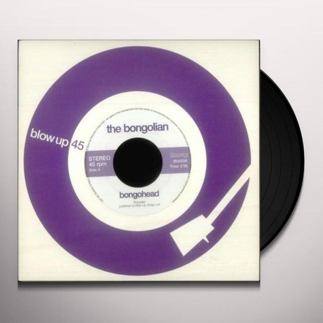 The Bongolian BONGOHEAD Vinyl Record