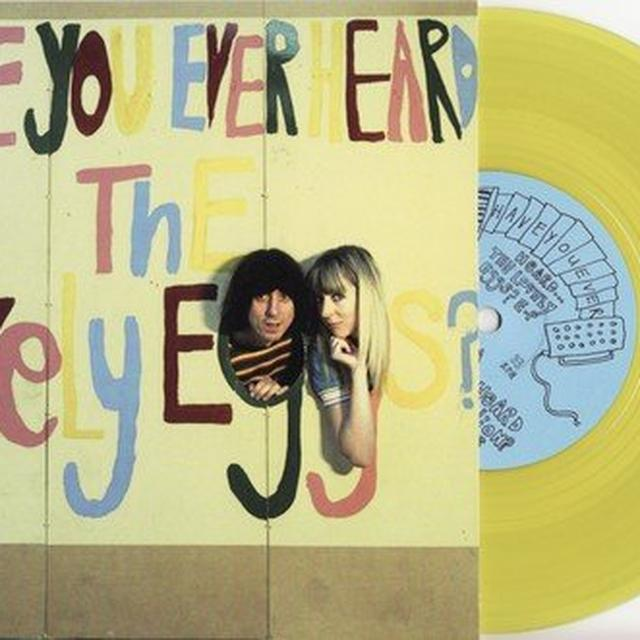 HAVE YOU HEARD LOVELY EGGS Vinyl Record - UK Import
