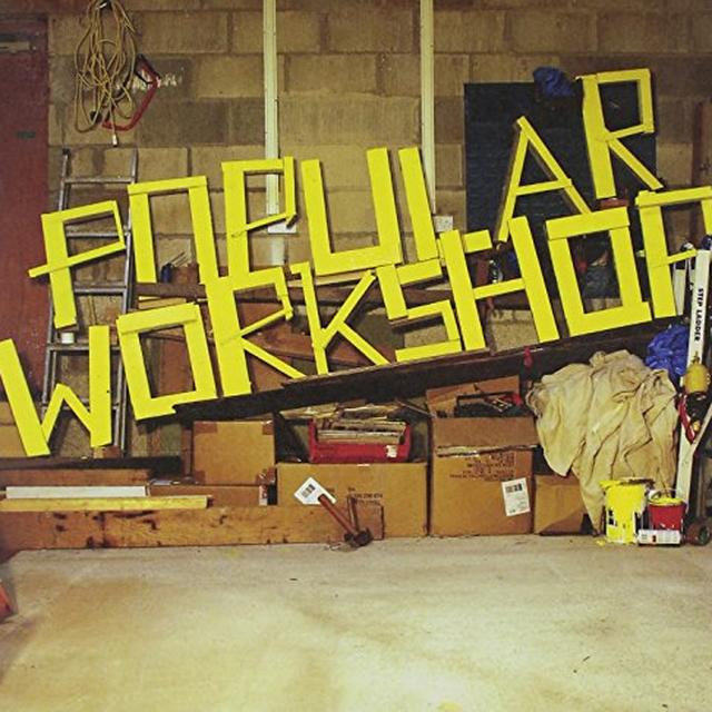Popular Workshop WILLIAM IT WAREALLY SOMETHING/RADICAL Vinyl Record
