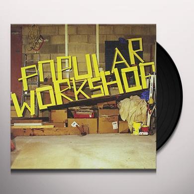 Popular Workshop WILLIAM IT WAREALLY SOMETHING/RADICAL Vinyl Record - UK Import