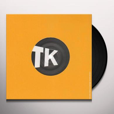 Transit Kings JAPANESE CARS (AMBER SINGLE) Vinyl Record - UK Import