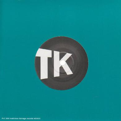 Transit Kings BUTTERFLIES (GREEN SINGLE) Vinyl Record