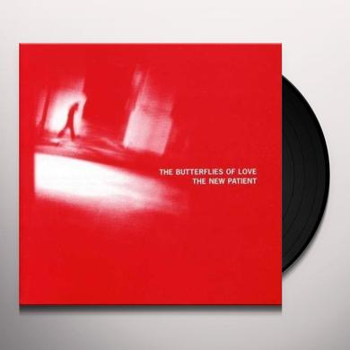 Butterflies Of Love NEW PATIENT Vinyl Record - UK Import