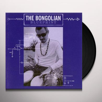 The Bongolian BLUEPRINT Vinyl Record