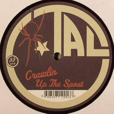 Tal M. Klein CRAWLIN UP THE SPOUT Vinyl Record