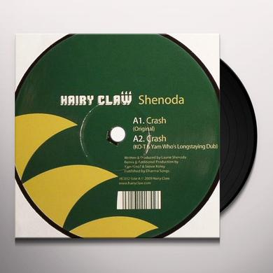 Shenoda CRASH Vinyl Record