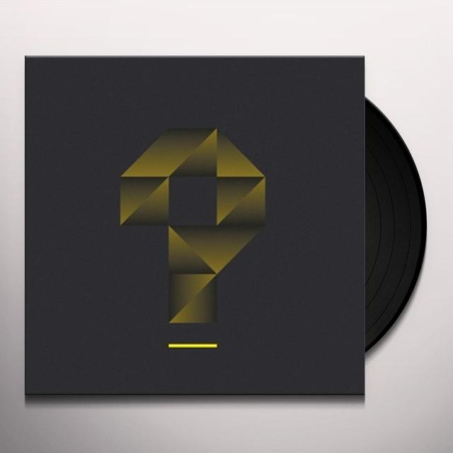 Mark Pritchard HOLOGRAM Vinyl Record