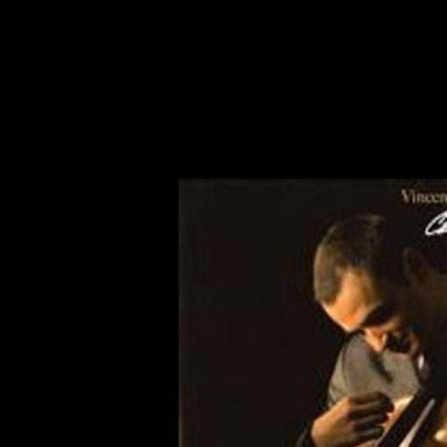 Vincent Segal CELLO Vinyl Record