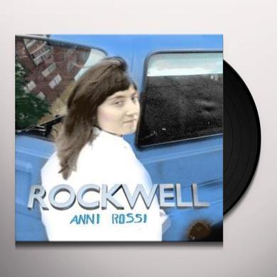 Anni Rossi ROCKWELL Vinyl Record