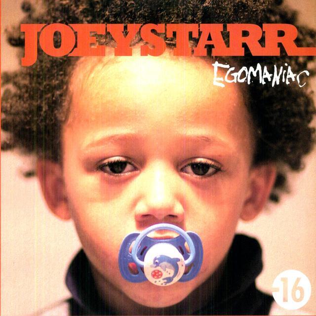 Joeystarr EGOMANIAC (GER) Vinyl Record