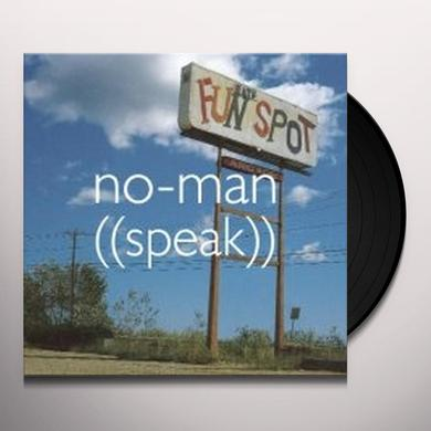 No-Man SPEAK Vinyl Record