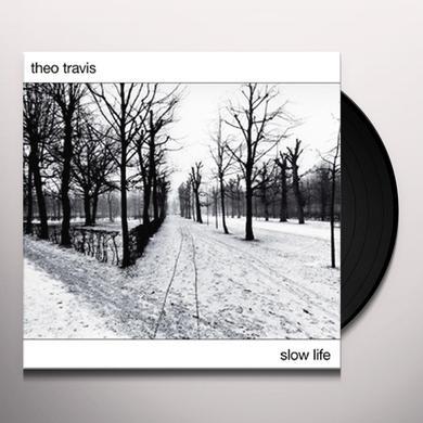 Theo Travis SLOW LIFE Vinyl Record - Holland Import