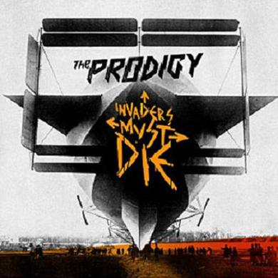 The Prodigy INVADERS MUST DIE Vinyl Record