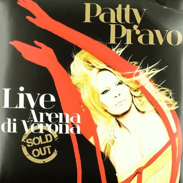 Pravo Patty LIVE SOLD OUT Vinyl Record
