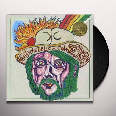 Psychedelic Cowboys JANGLE WALTZ (GER) Vinyl Record