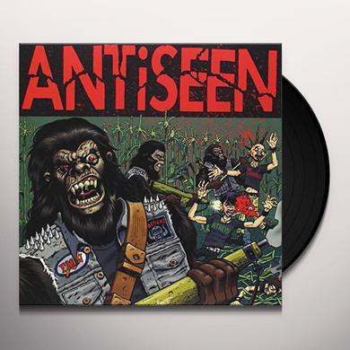 ANTISEEN/BRODYS MILITIA Vinyl Record