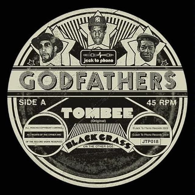 Tombee GODFATHERS Vinyl Record