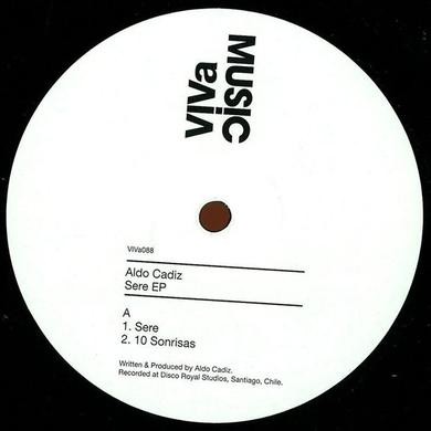 Aldo Cadiz SERE EP Vinyl Record