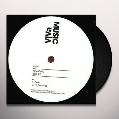 Aldo Cadiz SERE EP Vinyl Record - UK Import