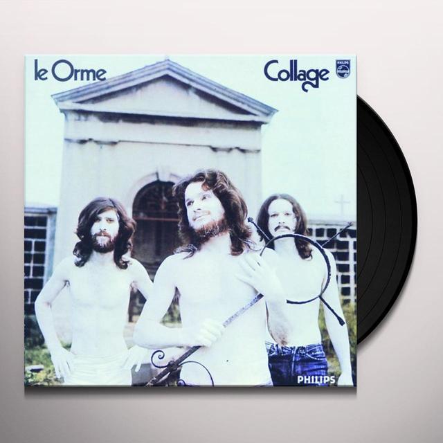 Le Orme COLLAGE (ITA) (Vinyl)