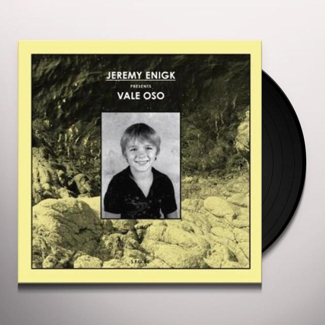 Jeremy Enigk VALE OSO Vinyl Record - Portugal Import