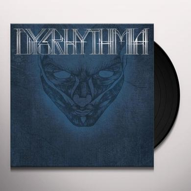 Dysrhythmia PSYCHIC MAPS Vinyl Record - UK Release