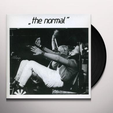 Normal WARM LEATHERETTE/T.V.O.D. Vinyl Record - UK Import