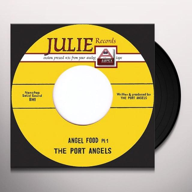 Port Angels ANGEL FOOD Vinyl Record