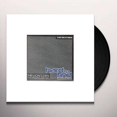 Nextmen LION'S DEN Vinyl Record