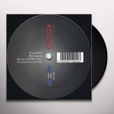 Cessa LIQUIDATE Vinyl Record - Australia Import