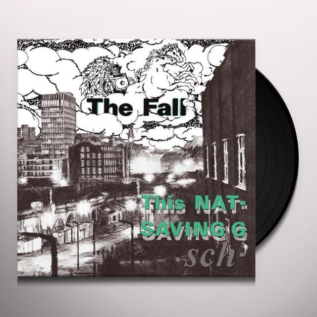 Fall THIS NAT-ION'S SAVING GRACE Vinyl Record