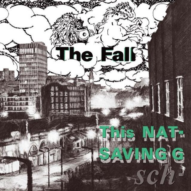 Fall THIS NAT-ION'S SAVING GRACE Vinyl Record - UK Import