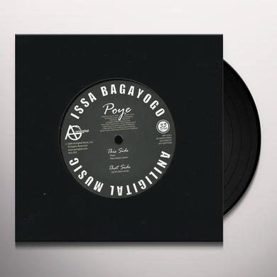 Issa Bagayogo POYE Vinyl Record - Australia Import
