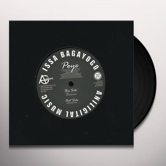 Issa Bagayogo POYE Vinyl Record
