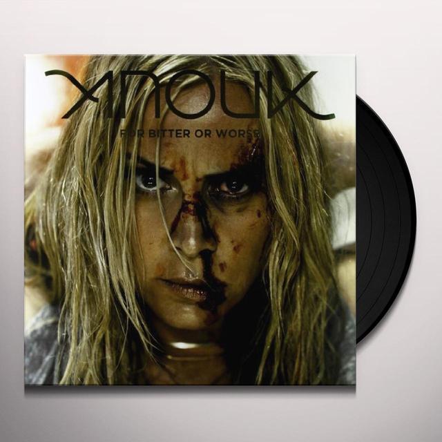 Anouk FOR BITTER OR WORSE Vinyl Record - Australia Import