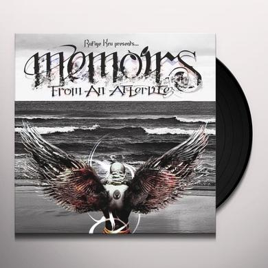 Rufige Kru MEMOIRS OF AN AFTERLIFE Vinyl Record - Australia Import