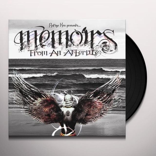 Rufige Kru MEMOIRS OF AN AFTERLIFE Vinyl Record - Australia Import