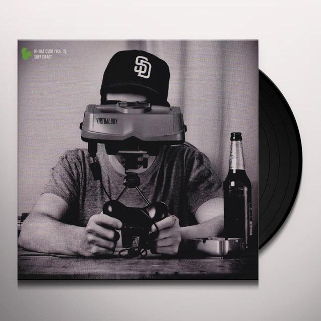 Suff Daddy VOL. 2-HIGH HAT CLUB (GER) (Vinyl)