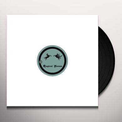 Tal M. Klein MAGIC HORSES EP Vinyl Record - Australia Import